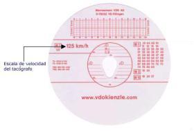 Discos de Tacografo