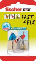 Suministros y Bricolaje 286478 - COLGADOR CUADROS 534845 FAST&FIX RE