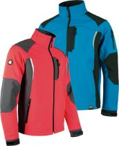 Suministros y Bricolaje 513258 - CHAQUETA WORKSHELL S9495 CELES/NGR