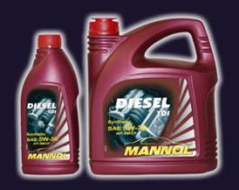 Bote aceite 1L.  MANNOL Lubricantes