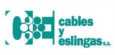 Cables Y Eslingas  Suministros y Bricolaje